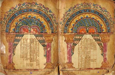 Garima Gospels