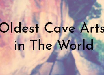 7 Oldest Cave Arts
