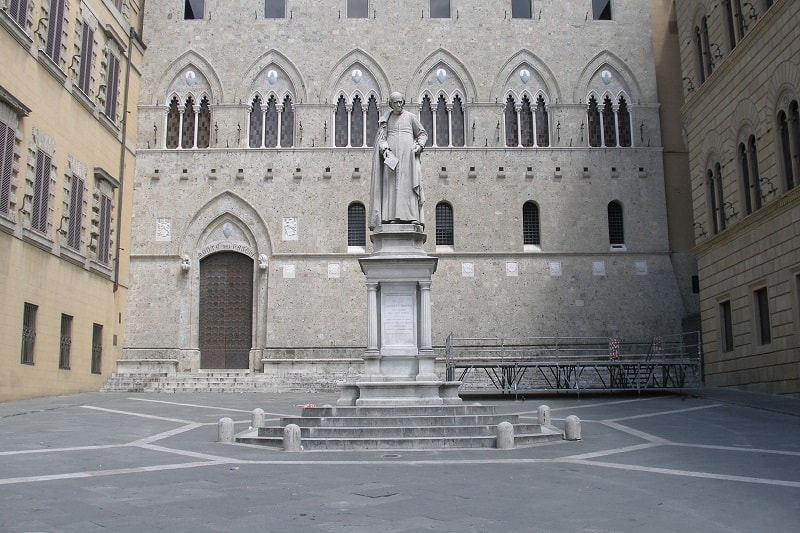 Banco Monte Dei Paschi
