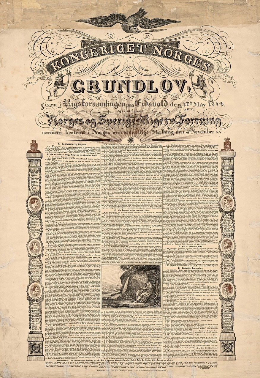 Constitution of Norway