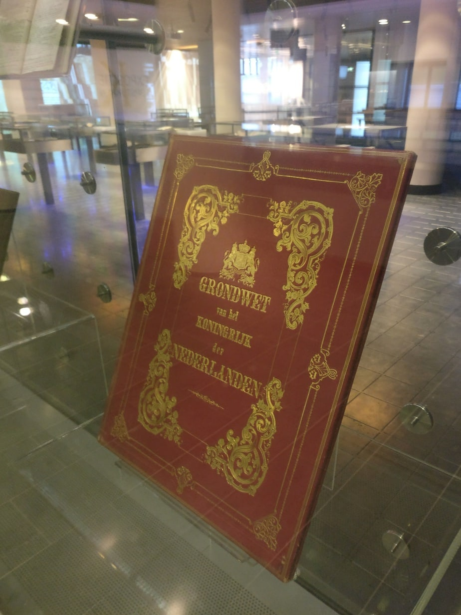 Constitution of the Kingdom of the Netherlands