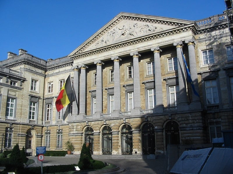 Constitution of Belgium