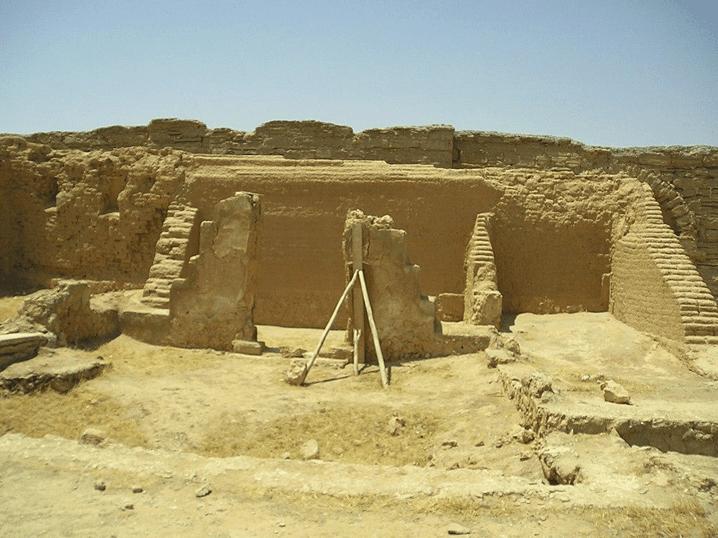 Dura-Europos Church