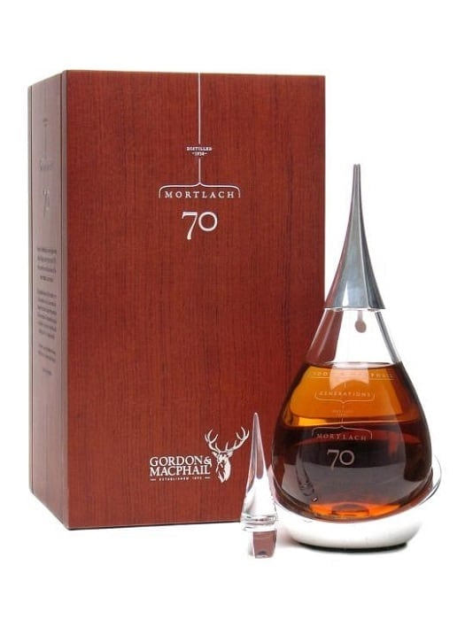 Mortlach 70 Year Old Speyside