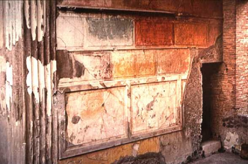 The Oldest Roman Painting