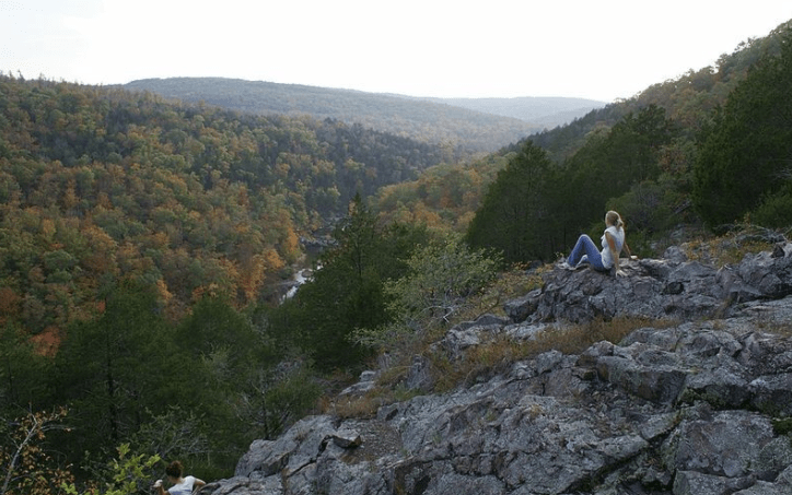 St. Francois Mountains