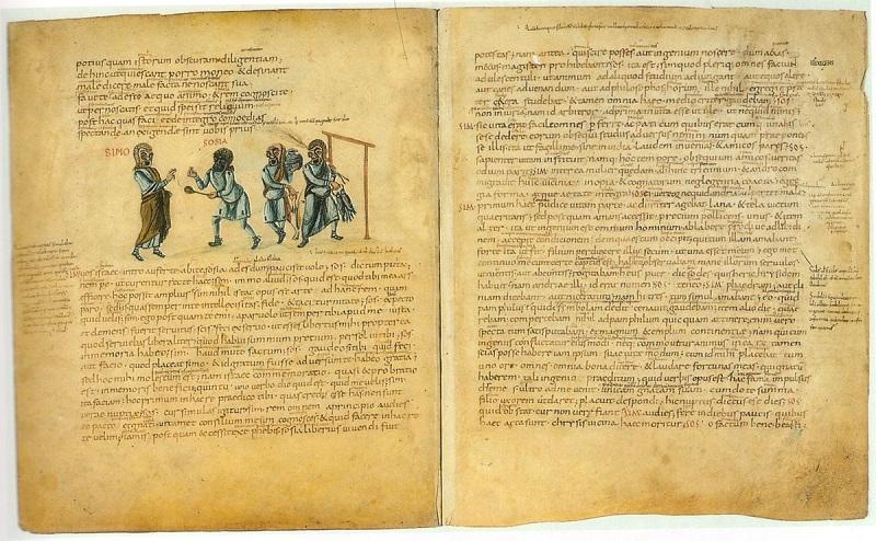 Codex Sinaiticus (The Sinai Bible)