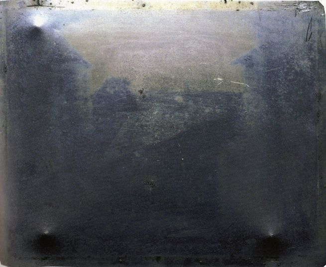 The Oldest Existing Photograph