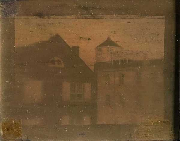 The Oldest Photo Taken in the United States