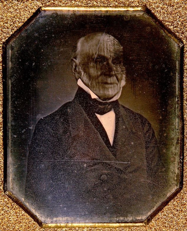 The Oldest Presidential Portrait