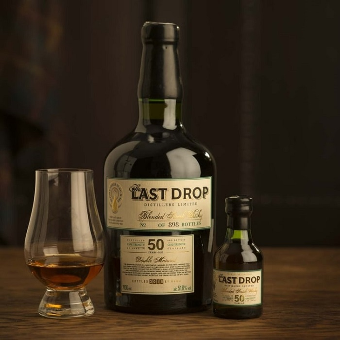 The Last Drop 50 Year Old Double Matured