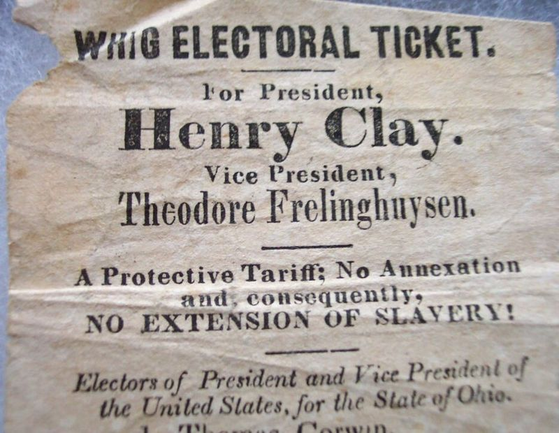 The Whig Party of the United States