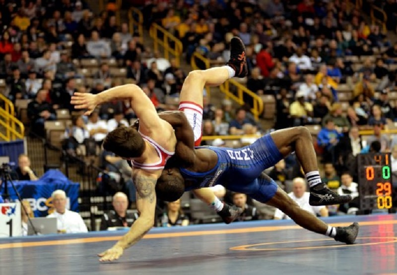 Wrestling/Grappling