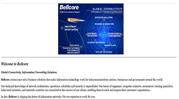 bellcore.com