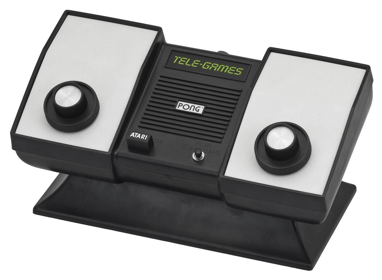 Atari's Home Pong