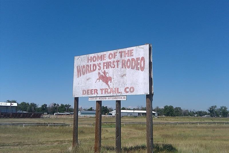 Deer Trail Rodeo