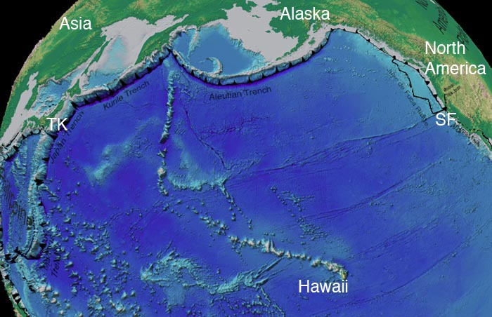 Hawaiian/Emperor Seamounts