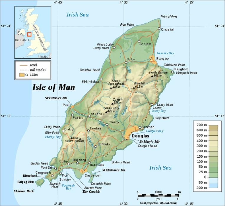 The Isle of Man's Democracy