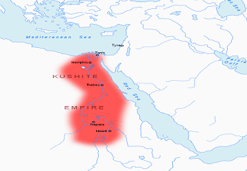 Kushite Empire