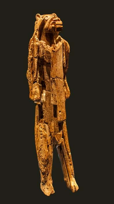 Löwenmensch Figurine