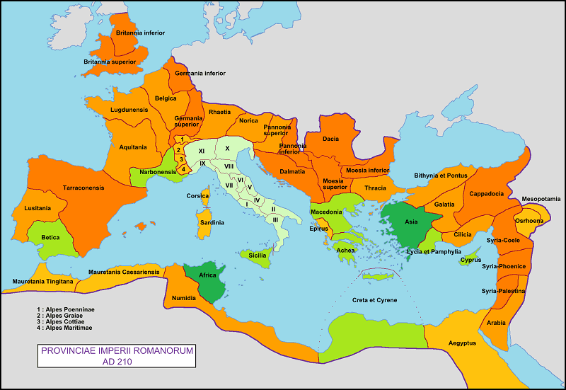 Roman Empire's Democracy