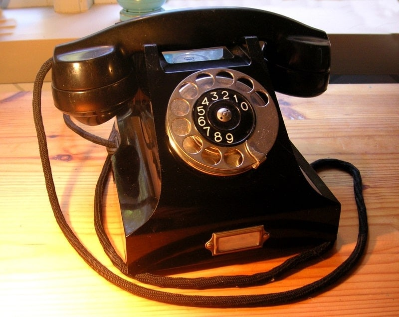 The Bakelite Phone