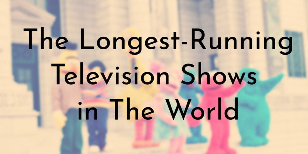 8 Longest-Running Television Shows in the US | Oldest org