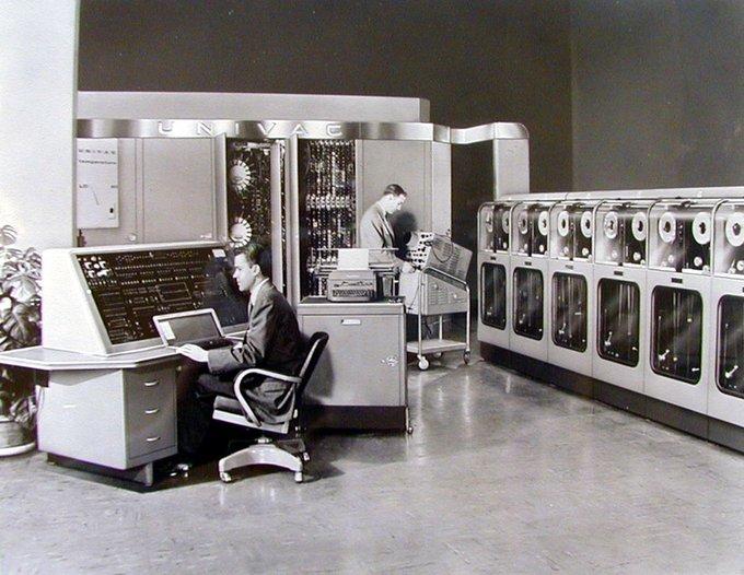 Universal Automatic Computer 1 (UNIVAC 1)