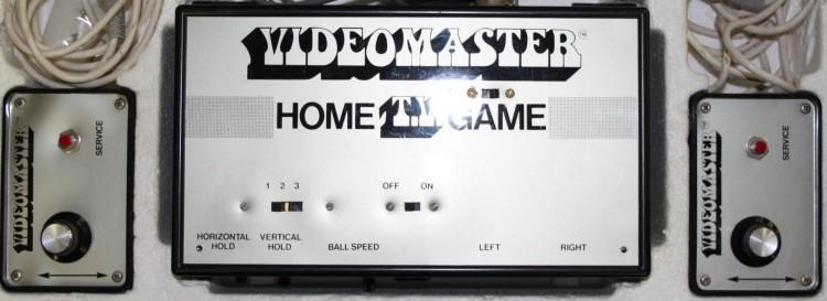 VideoMaster Home T.V. Game