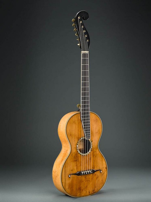 Oldest C.F. Martin Guitar