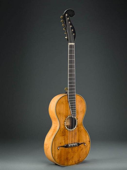 Oldest C.F. Martin Guitar