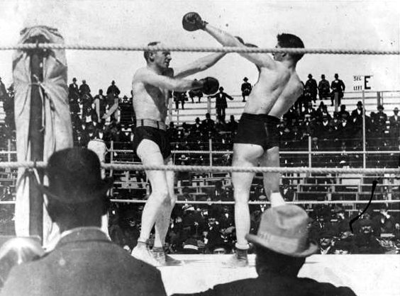 The Corbett-Fitzsimmons Fight