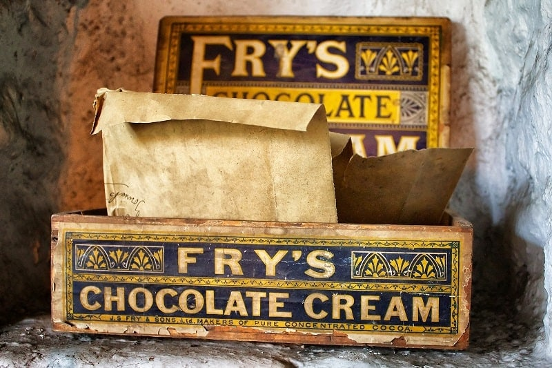 Fry's Chocolate Cream
