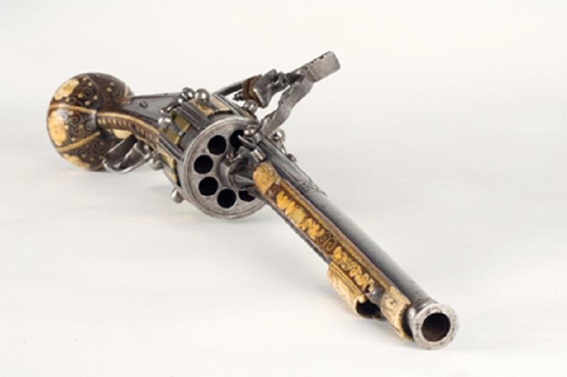 Georg von Reichwein's Revolver