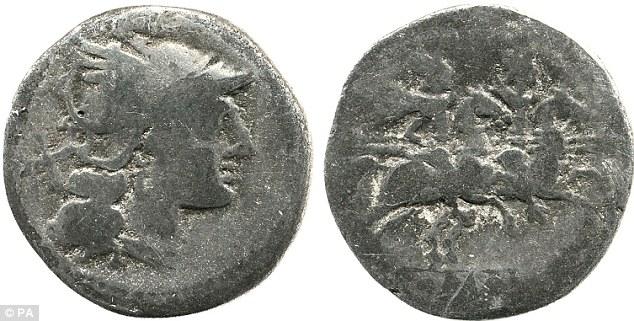 Hallaton Silver Coin