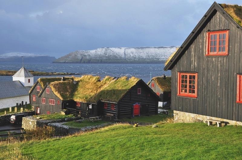 Kirkjubøargarður (King's Farm)