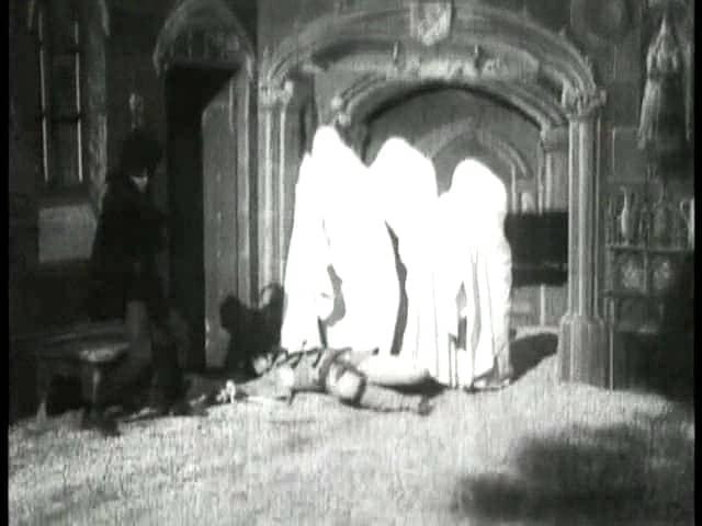 Le Manoir du diable (The House of the Devil)