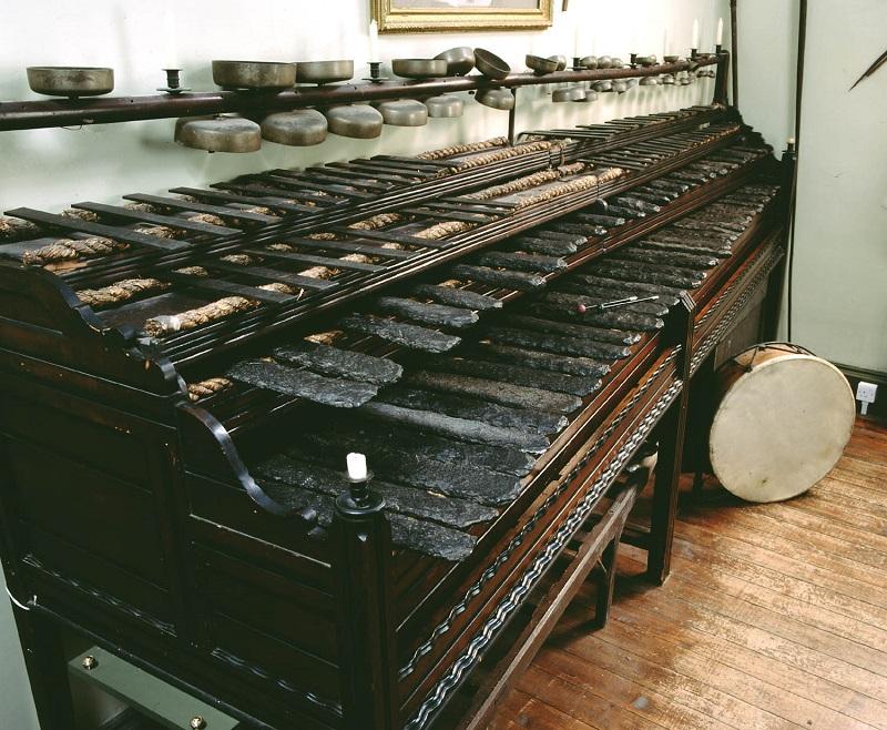 Lithophones