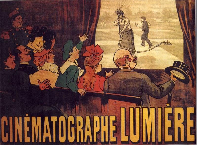Lumière Brothers' 10 short films