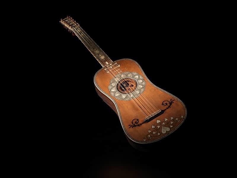 Matteo Sellas Guitar