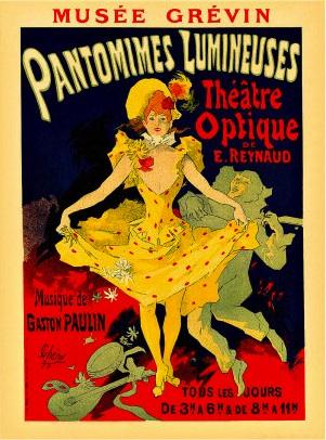 Pantomimes Lumineuses