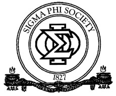 Sigma Phi Society