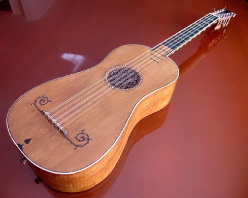 The Sabionari Guitar