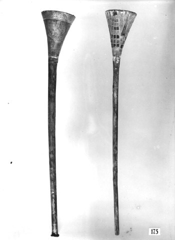 Tutankhamun's Trumpets