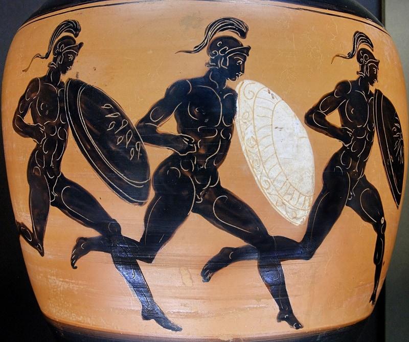 Hoplite Race