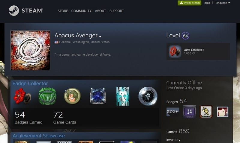 Abacus Avenger