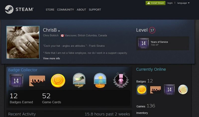 15 Oldest Steam Accounts Ever Created | Oldest org