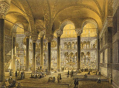 Imperial Library of Constantinople