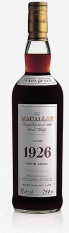 Macallan Fine and Rare 1926
