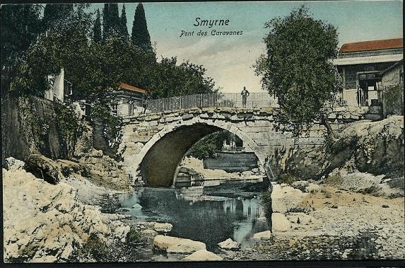 Bridge Over River Meles